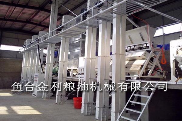 提高大米加工设备砻谷机使用寿命的几个有效途径与方法